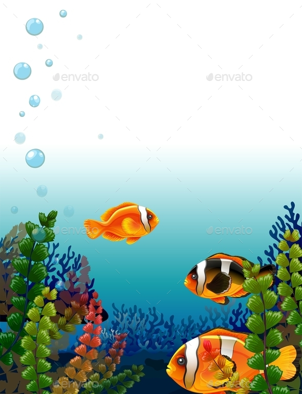 GraphicRiver A Fishworld 11452386