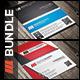 Business Card Bundle Vol 5 - GraphicRiver Item for Sale