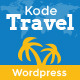 KodeTravel & Tourism Wordpress Theme - Travel Retail