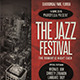 Jazz Event Flyer / Poster Vol.5 - GraphicRiver Item for Sale