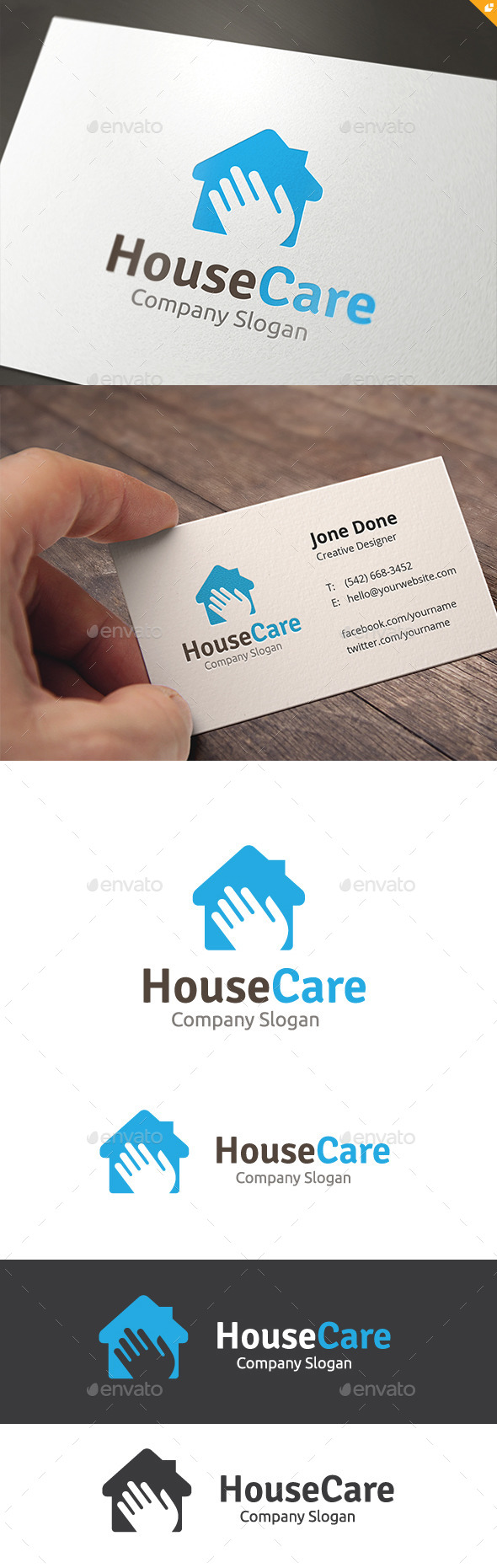 GraphicRiver House Care 11452661