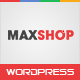 Maxshop - Responsive WordPress WooCommerce Theme - ThemeForest Item for Sale