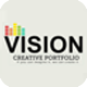 Vision Creative Portfolio Template - GraphicRiver Item for Sale