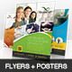 Flyer and Poster - Endless Infinity - GraphicRiver Item for Sale