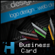 Sleek Design Business Card - GraphicRiver Item for Sale