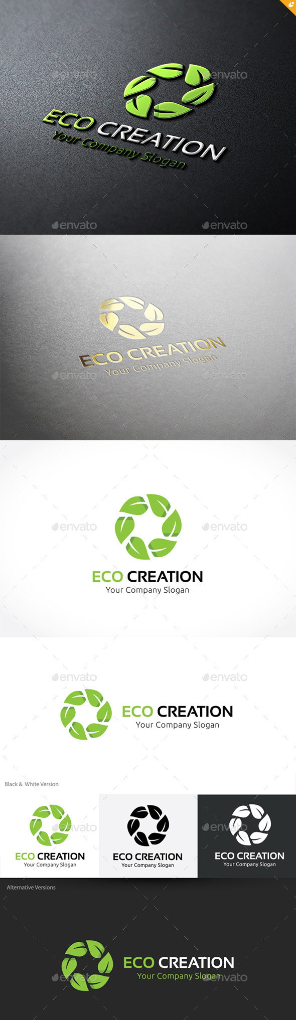 GraphicRiver Eco Creation 11453093