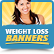 Weight Loss Marketing Banners - GraphicRiver Item for Sale