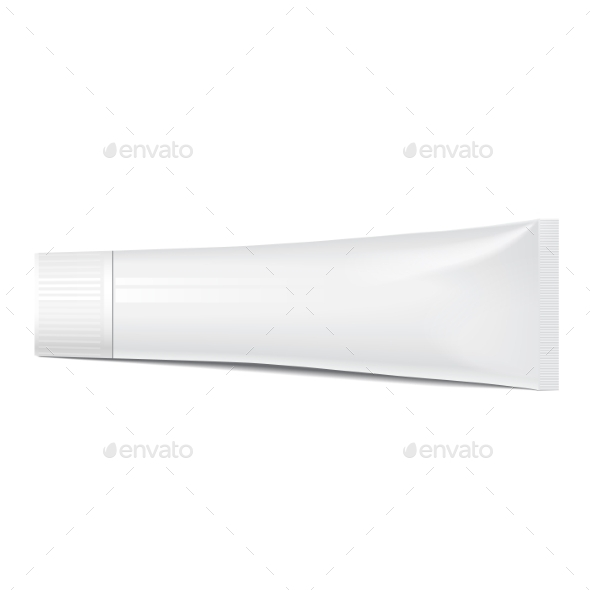 GraphicRiver Realistic Tube For Cosmetics Cream Tooth Paste 11453158