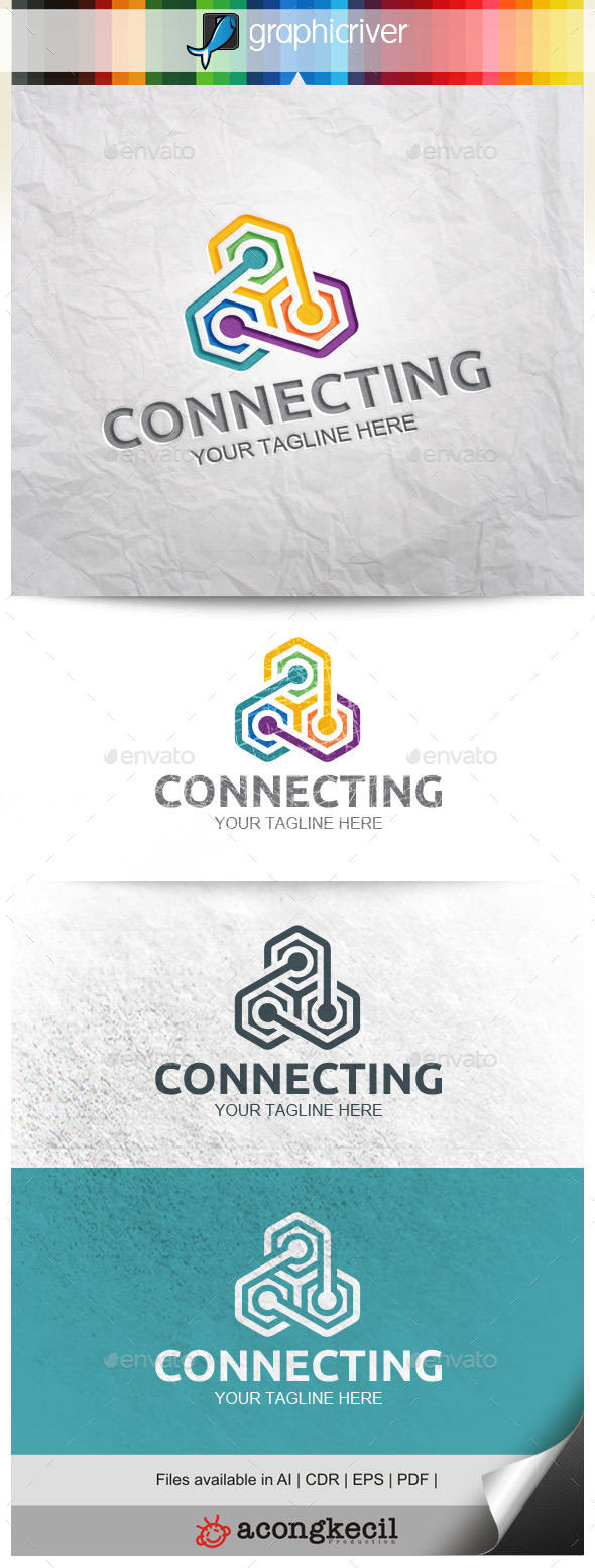GraphicRiver Connecting V.6 11453231