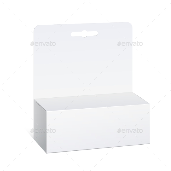 GraphicRiver Package Carton Box 11453232