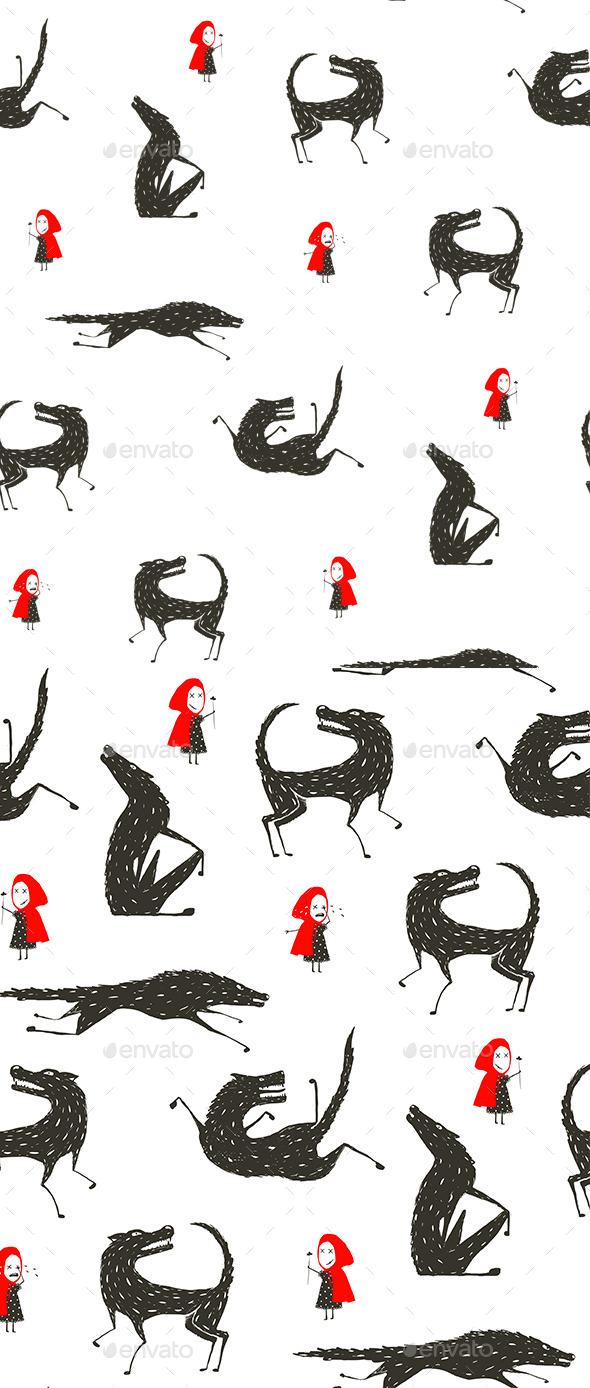 Red Riding Hood Cartoon Porn