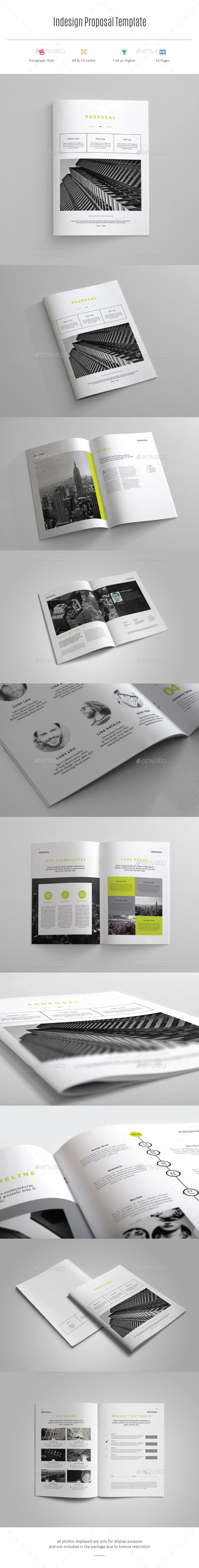 GraphicRiver Indesign Business Proposal 11453362
