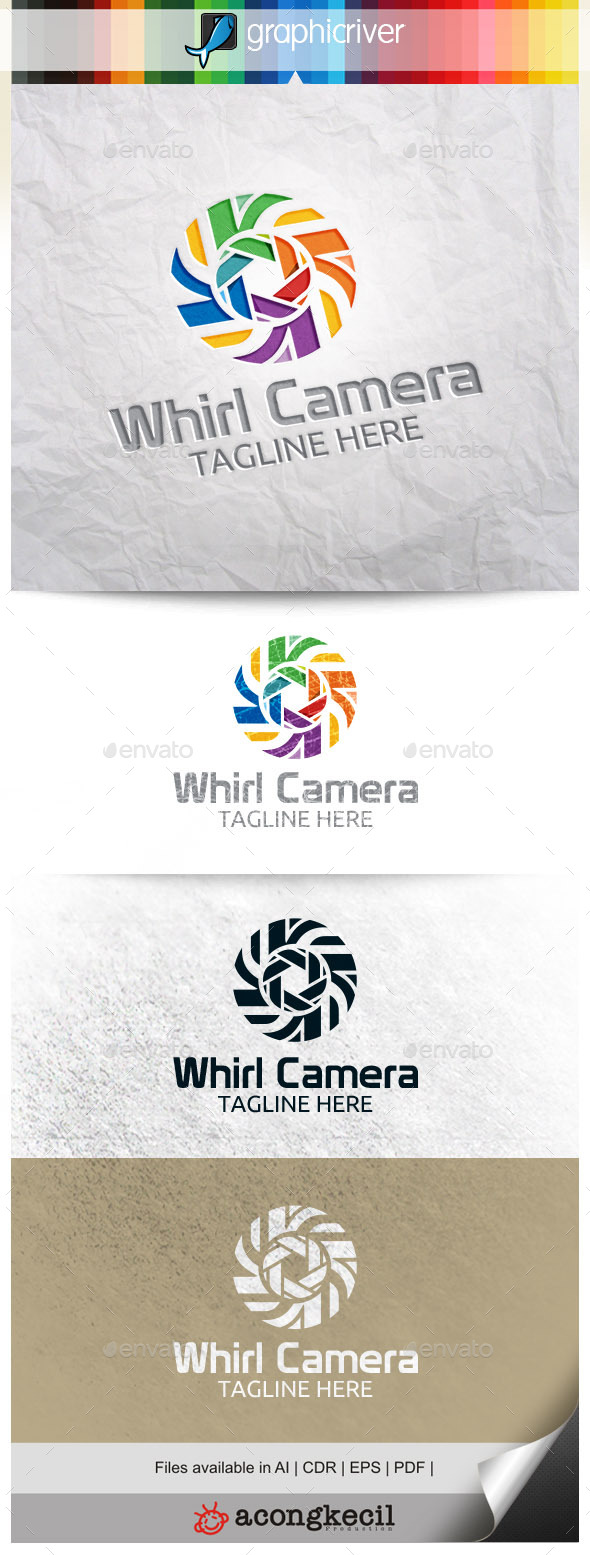 GraphicRiver Whirl Camera V.3 11453408