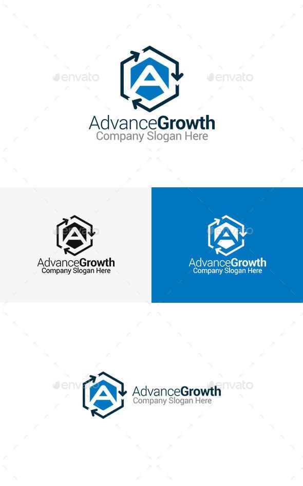 GraphicRiver A Letter Logo 11453640
