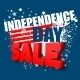4Th Of July Sale Vector Background - GraphicRiver Item for Sale