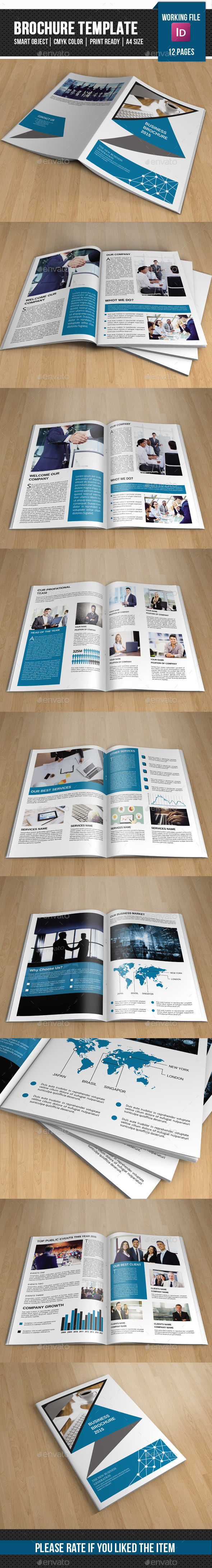 GraphicRiver Corporate Brochure Template-V246 11453839