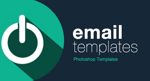 Email Template - Photoshop Templates