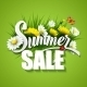 Summer And Spring Sale Template Vector - GraphicRiver Item for Sale