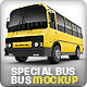 Service Bus Mock-up - GraphicRiver Item for Sale
