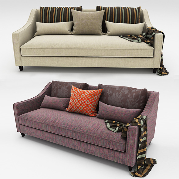 3DOcean Sofa collection 12 11454085