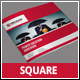 Power Solution Square Brochure - GraphicRiver Item for Sale