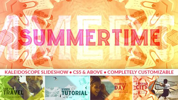 Fun Summer Slideshow Download
