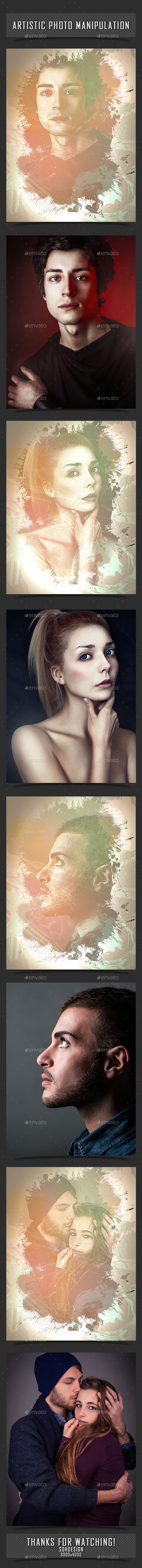 GraphicRiver Artistic Photo Manipulation 11454289