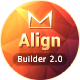 AlignMail - Responsive Email + TemplateBuilder