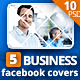 Business Marketing Facebook Timeline Covers - GraphicRiver Item for Sale