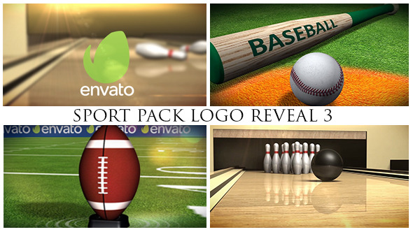 Sport Pack Logo Reveal 3