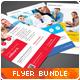 Multipurpose Corporate Flyers Bundle 3in1 vol. 4 - GraphicRiver Item for Sale