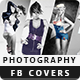 Photography Facebook Covers - 4 Designs - GraphicRiver Item for Sale