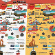 Natural resource & Oil industry infographic design - GraphicRiver Item for Sale