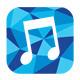 Blue Music Logo - GraphicRiver Item for Sale