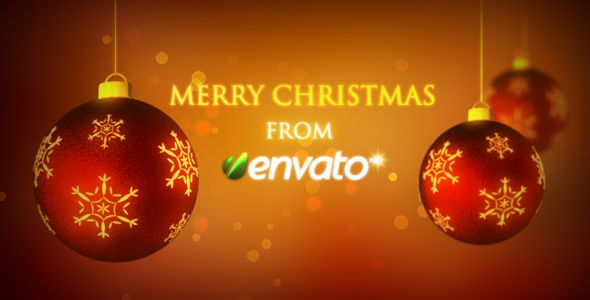 After Effects Project - VideoHive Christmas Intro 141346