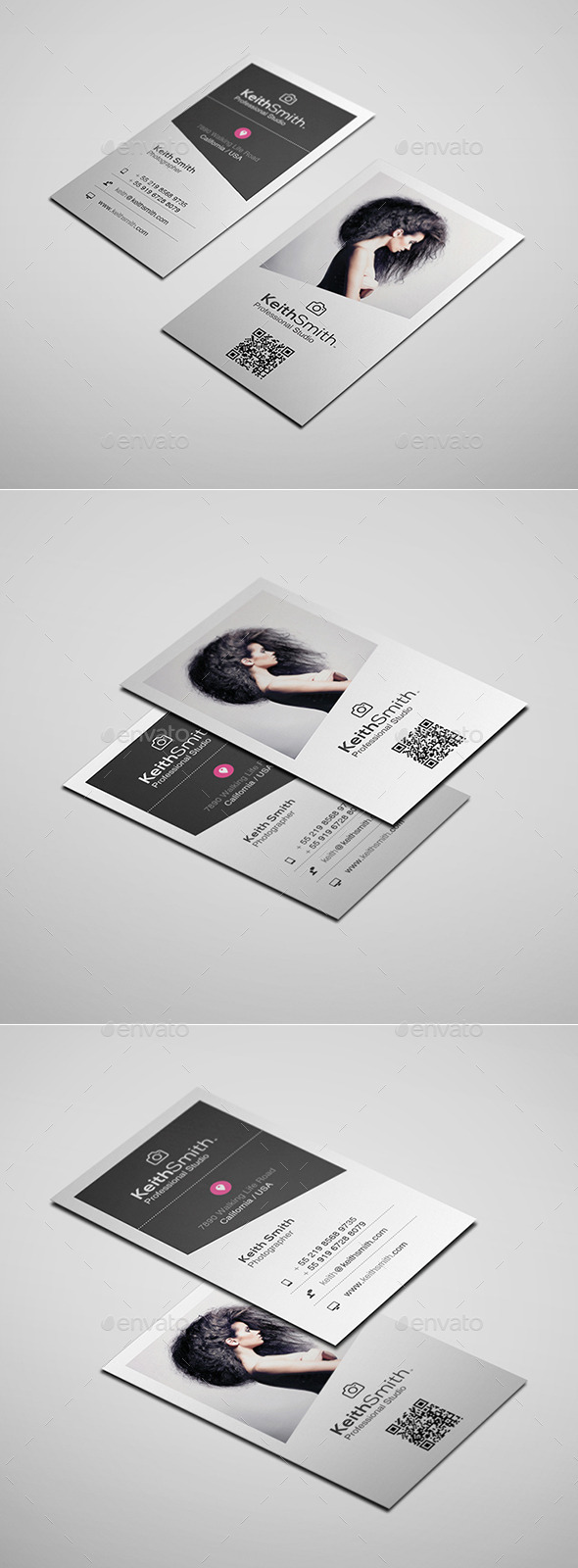 GraphicRiver Business Card Vol 08 11455687