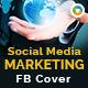 Social Media Marketing Facebook Cover - GraphicRiver Item for Sale