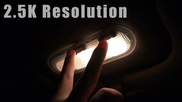 Car Dome Light