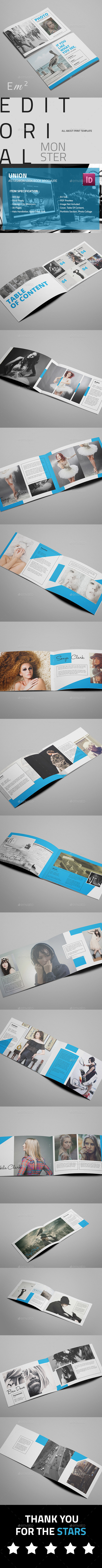 GraphicRiver Photo Photography Portfolio Brochure 11456415
