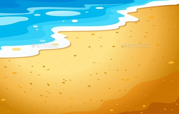 GraphicRiver A View of the Beach 11456676