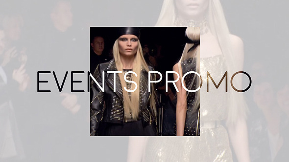 Events Promo