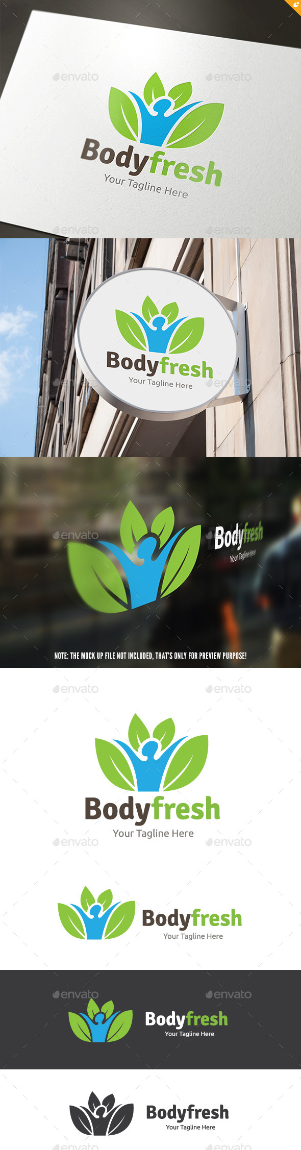 GraphicRiver Body Fresh 11457030