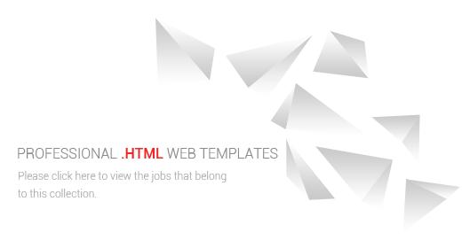 GokhanKara - Professional HTML Web Template