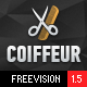Coiffeur - Hair Salon WordPress Theme - ThemeForest Item for Sale