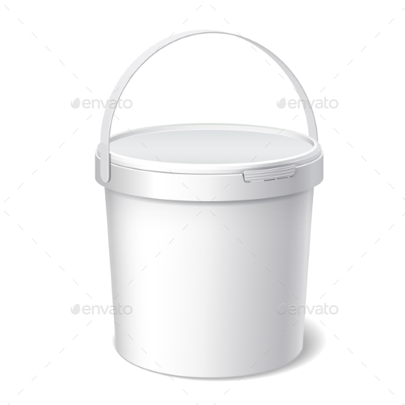 GraphicRiver Plastic Bucket 11457838