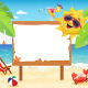 Summer Billboard - GraphicRiver Item for Sale