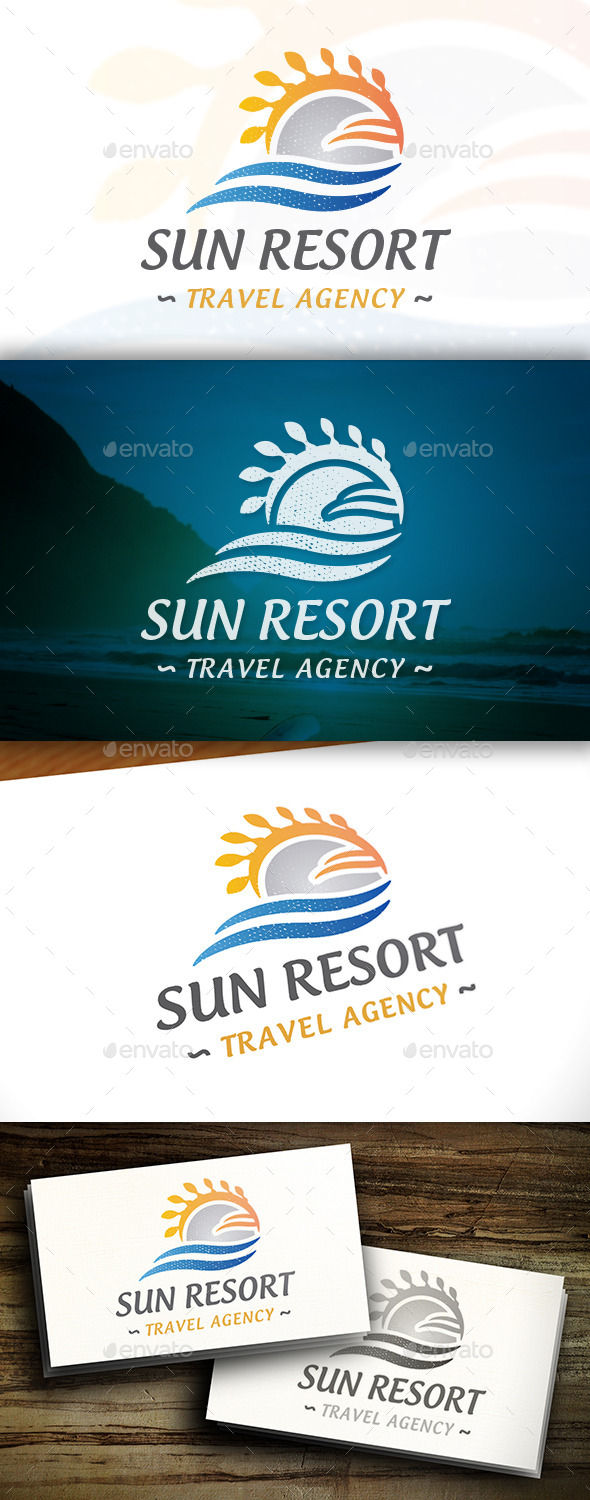 GraphicRiver Travel Holiday Logo 11458042