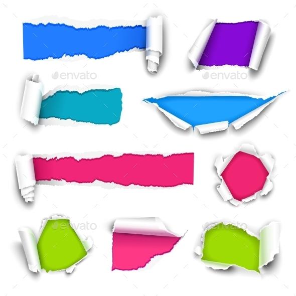 GraphicRiver Color Paper 11458078