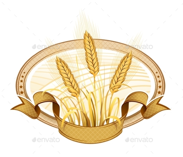 GraphicRiver Wheat Ears 11458101