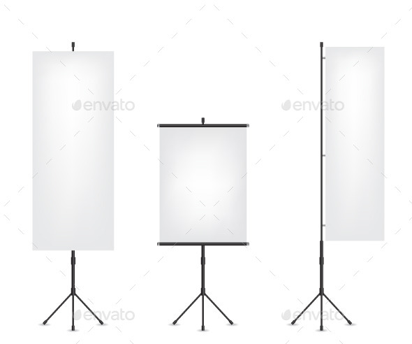 GraphicRiver Roll Up Banners 11458362